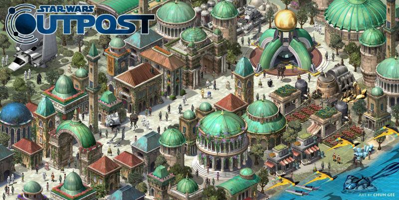 Star Wars Outpost: un altro videogioco che non vedremo mai