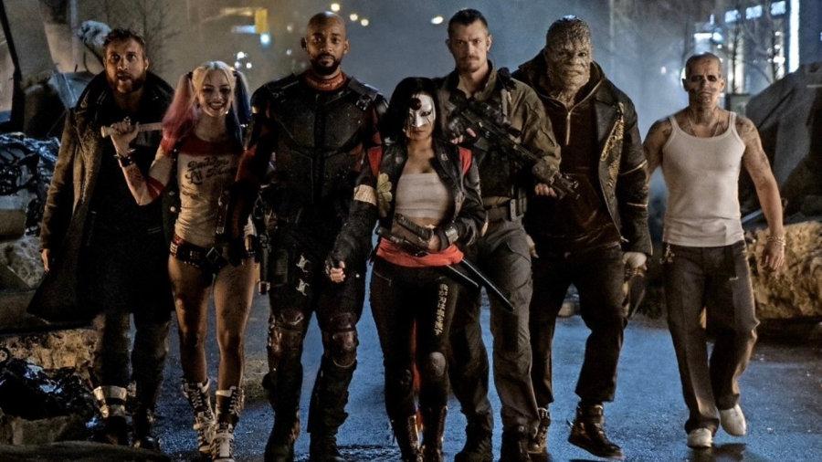 Ecco il nuovo spettacolare trailer di Suicide Squad!
