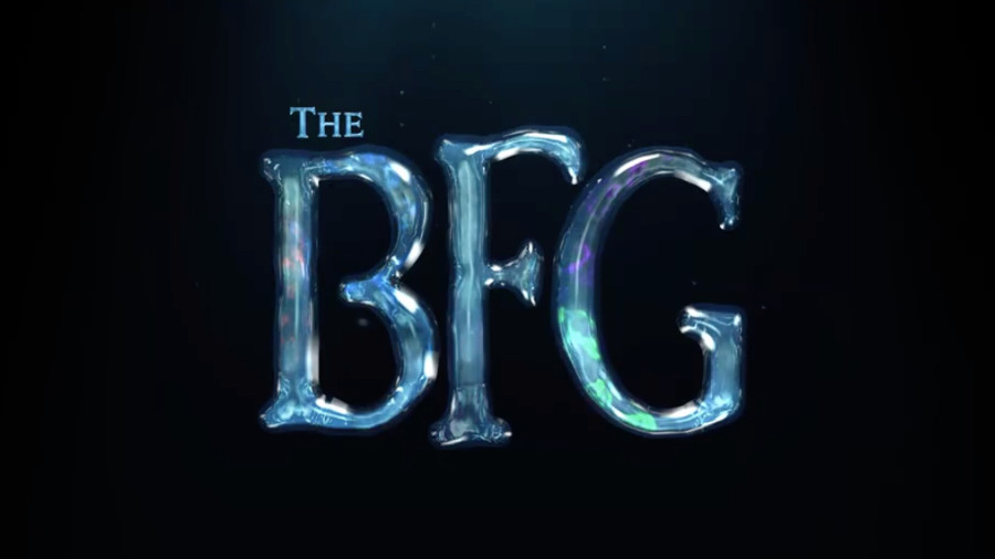 Il primo poster del GGG di Steven Spielberg (o BFG in inglese)
