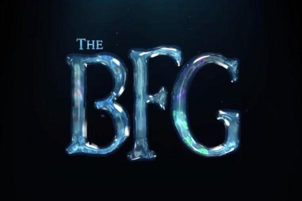 Ecco il volto del Grande Gigante Gentile di Spielberg