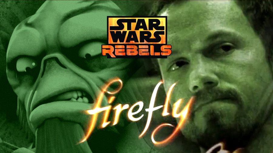 Star Wars Rebels incontra Firefly