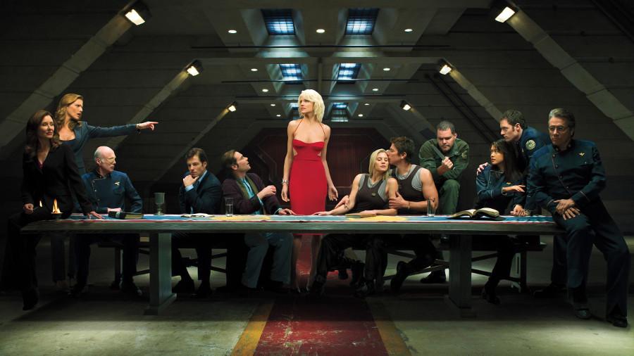 Battlestar galactica: un film in arrivo dal produttore di Cinquanta Sfumature?