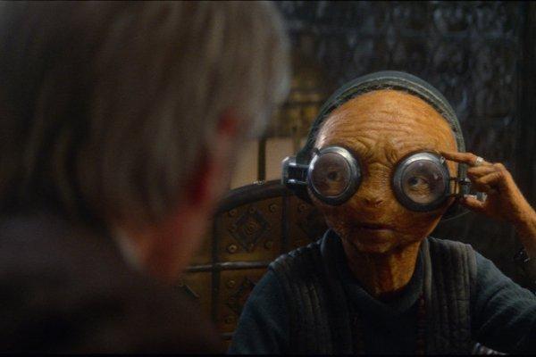Star Wars Episodio VII: Lupita Nyongo rivela una clip e Harrison Ford parla del suo rapporto col cast