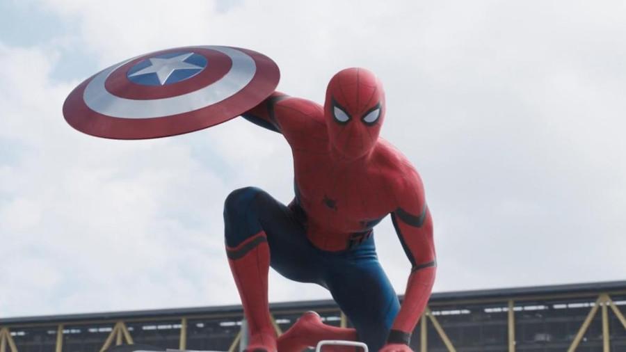 Spider-Man fa il suo ingresso in Captain America: Civil War