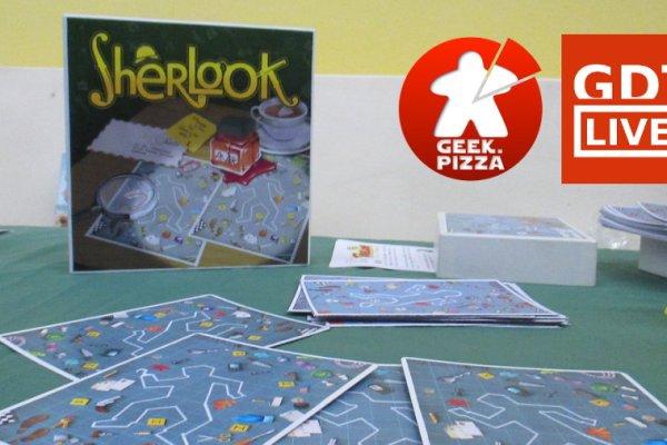Anteprima: Sherlook di Kaleidos Games