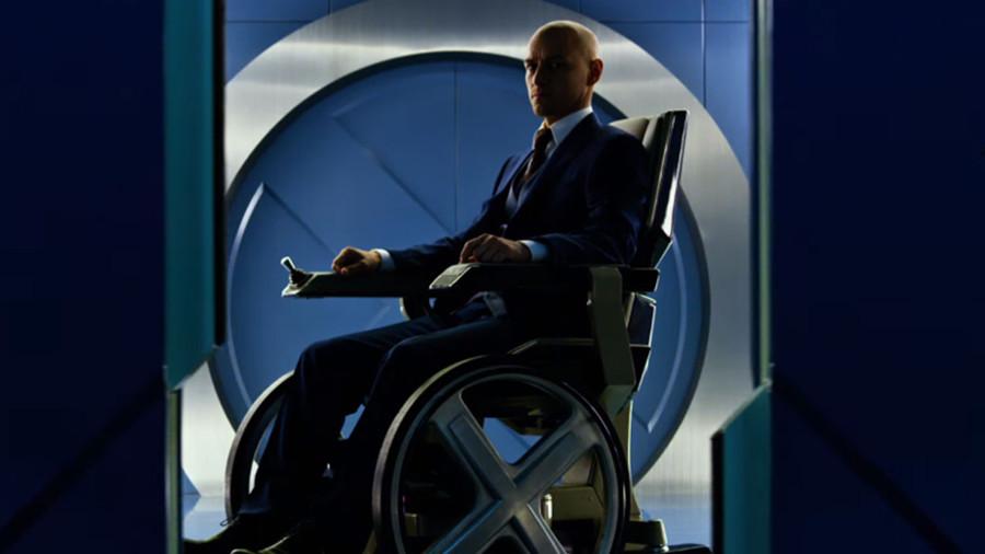 X-Men: Apocalypse – Patrick Stewart guarda James McAvoy diventare Charles Xavier