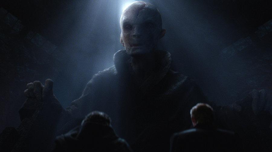 Star Wars: una riflessione sulle teorie riguardo Snoke