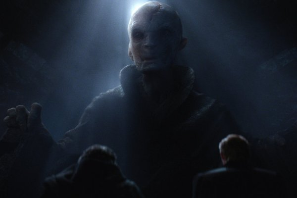 Ufficiale: Snoke ha addestrato almeno un altro apprendista!