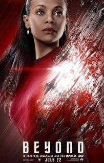 Star Trek Beyond - Uhura fix
