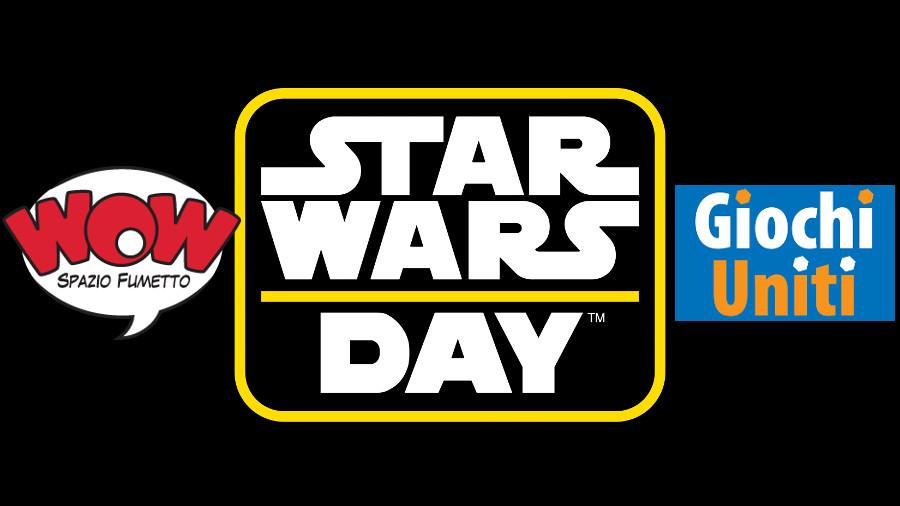 Star Wars Day 2016: fumetti e giochi da tavolo a Milano