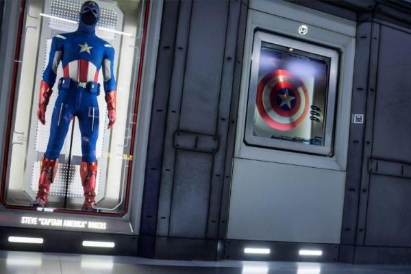 Marvel: apre a Las Vegas una mostra interattiva tutta a tema Avengers.