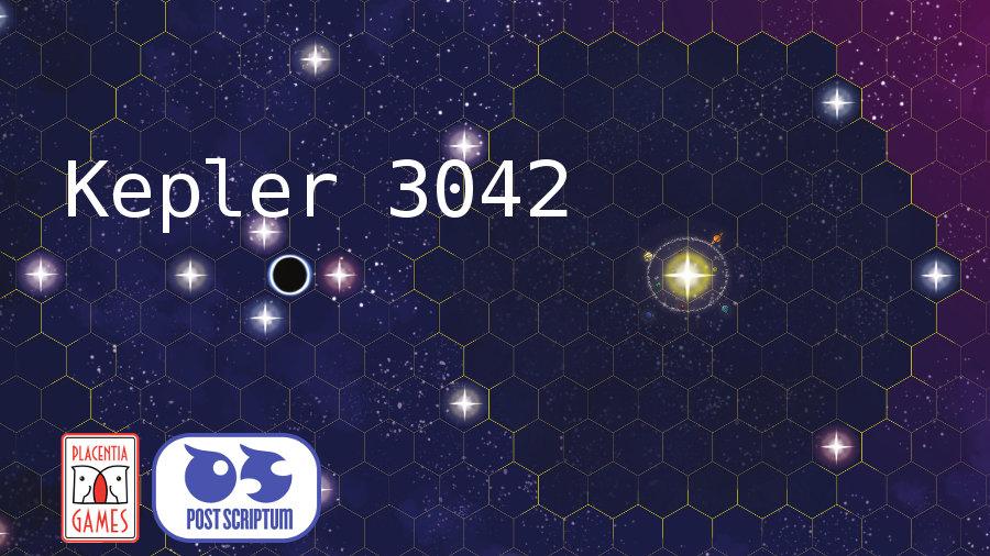 Lo spacciagiochi: Kepler 3042 su Kickstarter