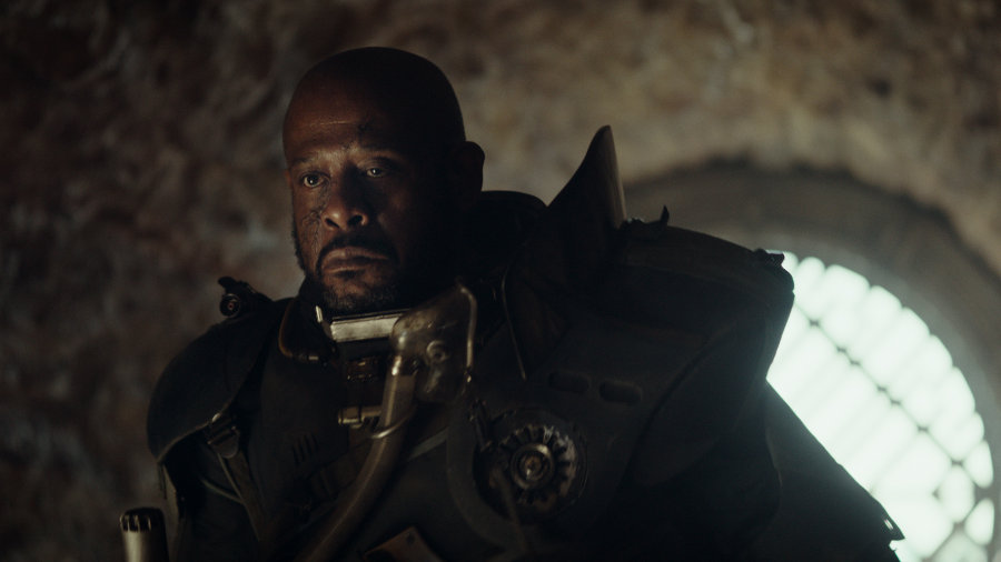 Rogue One: Saw Gerrera arriva dalla serie TV di George Lucas