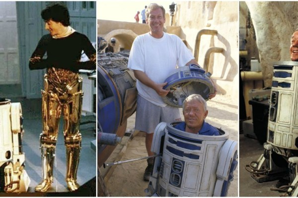 Muore a 81 anni Kenny Baker, R2-D2 in Star Wars