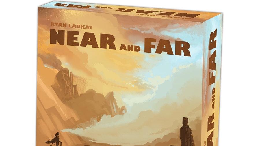 Lo spacciagiochi: Near and Far su Kickstarter, il sequel di Above & Below