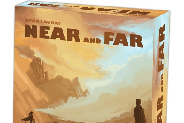 Lo spacciagiochi: Near and Far su Kickstarter, il sequel di Above & Below