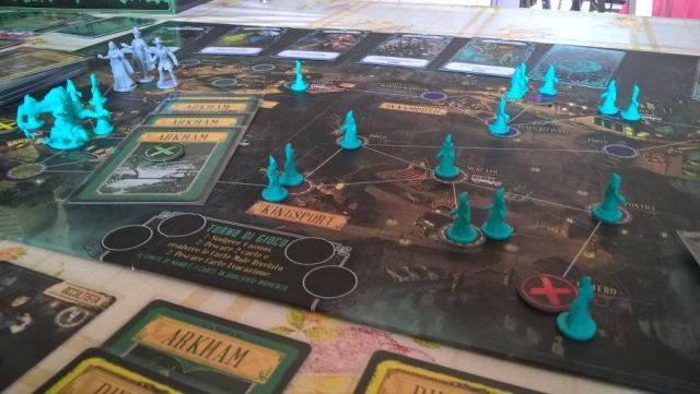Pandemic il regno di Cthulhu vittoria