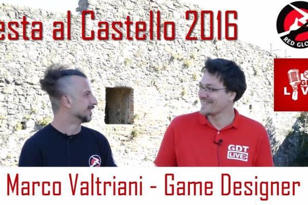 GDT Live – L'intervista: Marco Valtriani