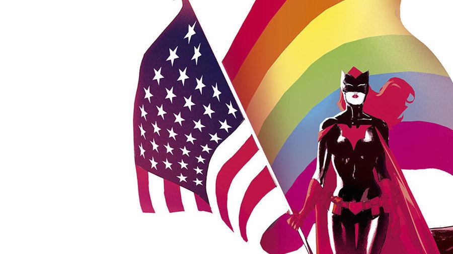 Love is Love: artisti e scrittori uniti per un fumetto che celebra gli eroi LGBT
