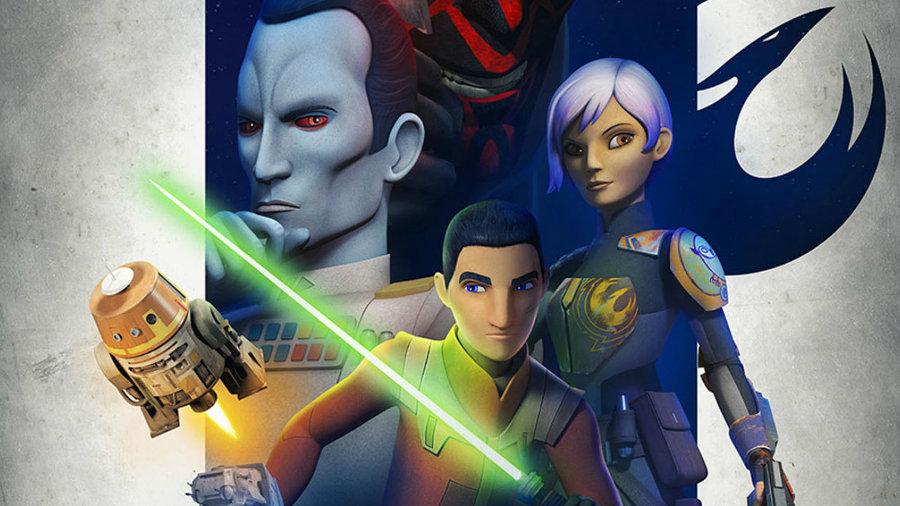 Star Wars Rebels: le due stagioni riassunte in 3 minuti