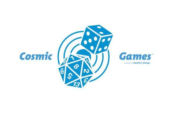 Lucca C&G 2016 – le novità in arrivo: Cosmic Games
