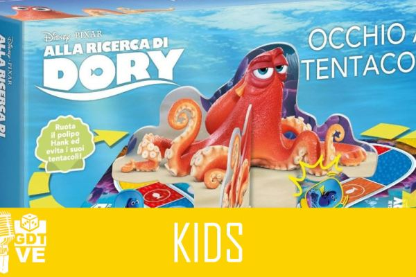 GDT Live – Occhio al tentacolo!