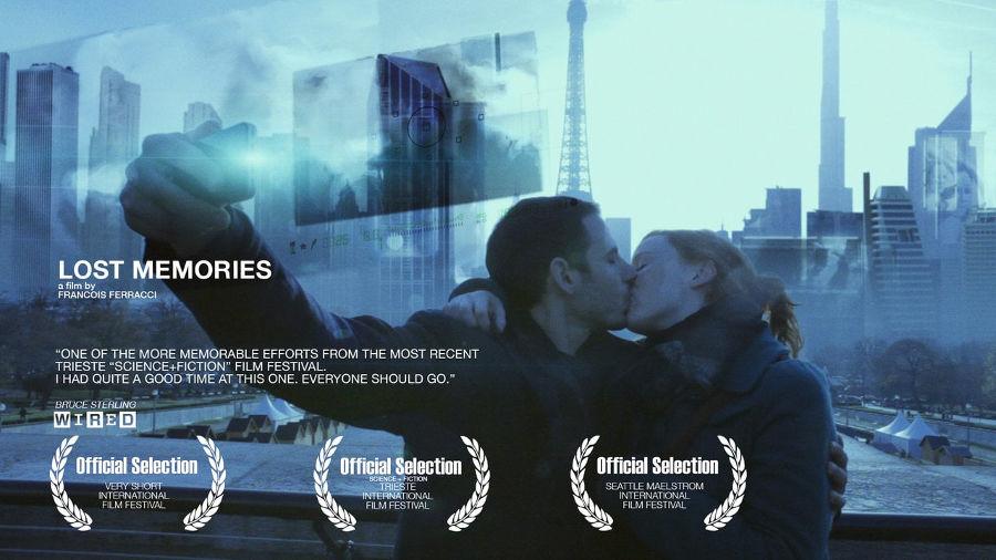 Il corto: Lost Memories