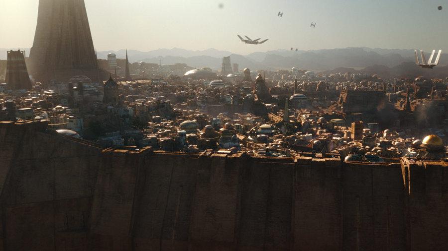Rogue One – Un nuovo trailer coreano mostra una struttura mai vista