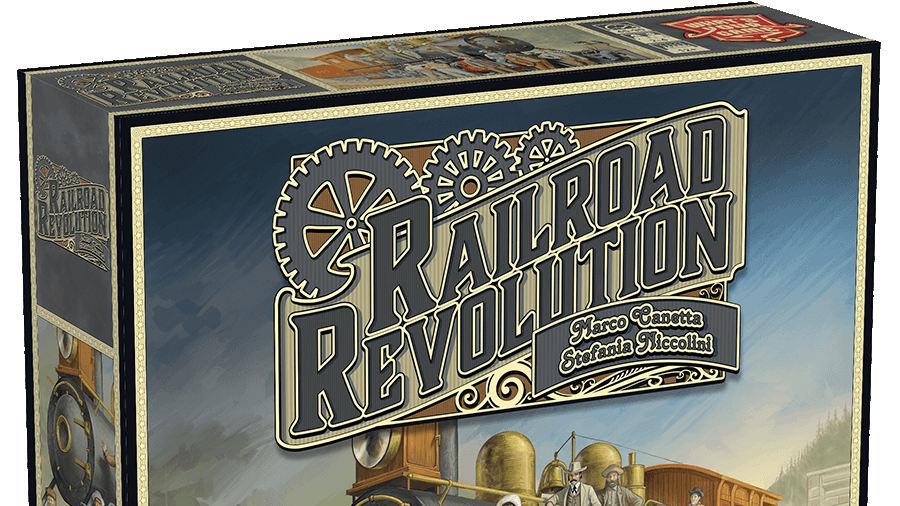 Lo spacciagiochi: Railroad Revolution