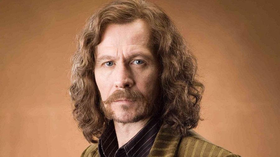 Quanto è figo Sirius Black