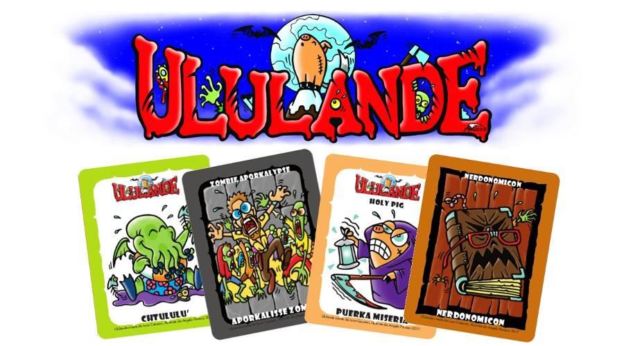Dungeon Pig: Ululande – La campagna di finanziamento