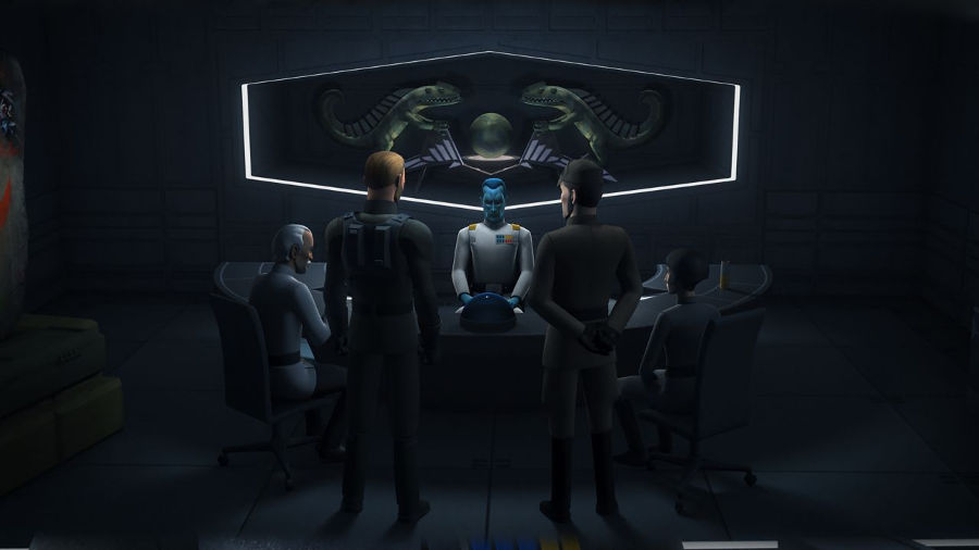 Through Imperial Eyes: arriva un personaggio di Episodio IV in Star Wars Rebels