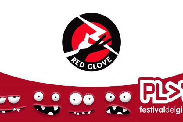 Verso Play 2017 – Red Glove