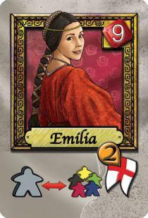 Spaceballoon Brides and Bribes Emilia