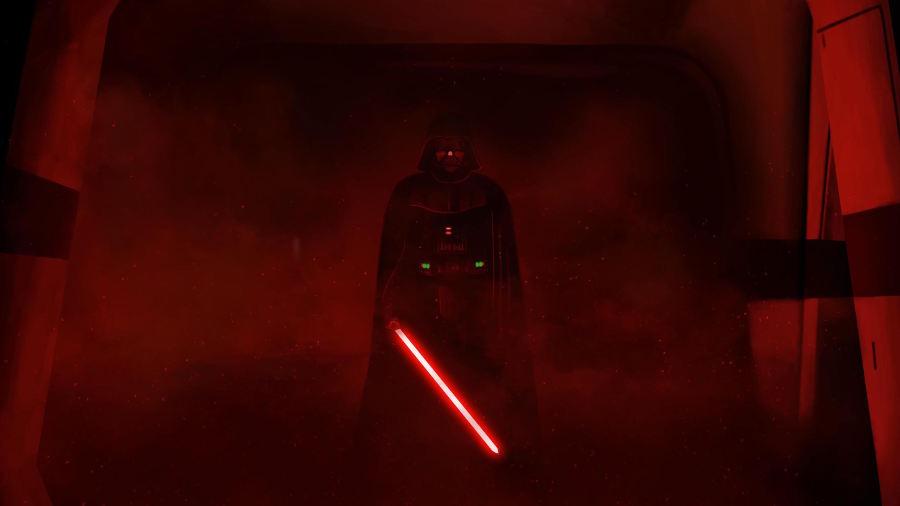 Quella scena di Rogue One ricreata dai fan