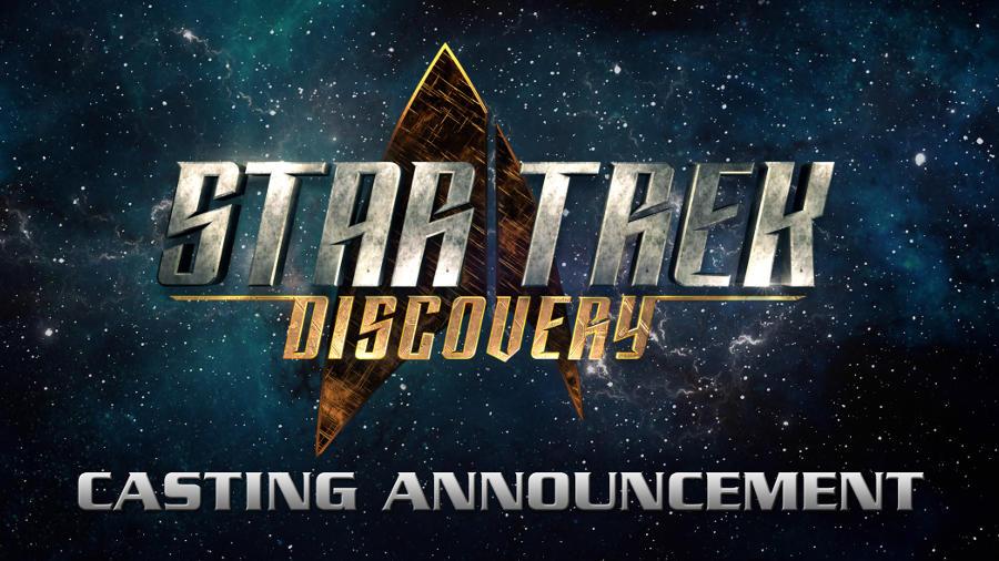 Star Trek Discovery: il cast completo