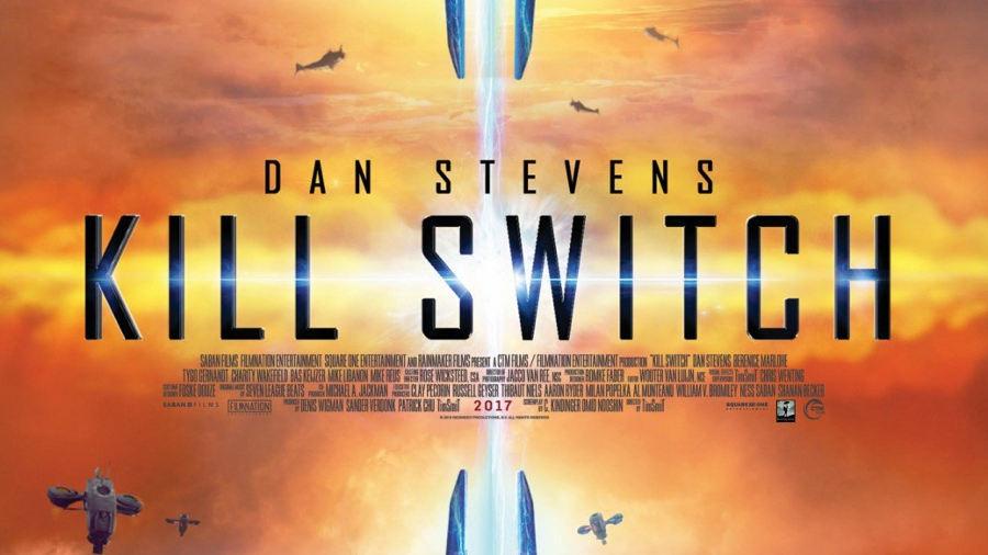 Kill Switch: il trailer del nuovo film con Dan Stevens