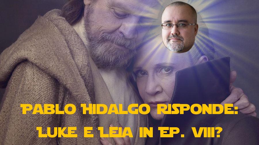 Pablo Hidalgo risponde: nessun incontro dei gemelli Skywalker, oppure sì?