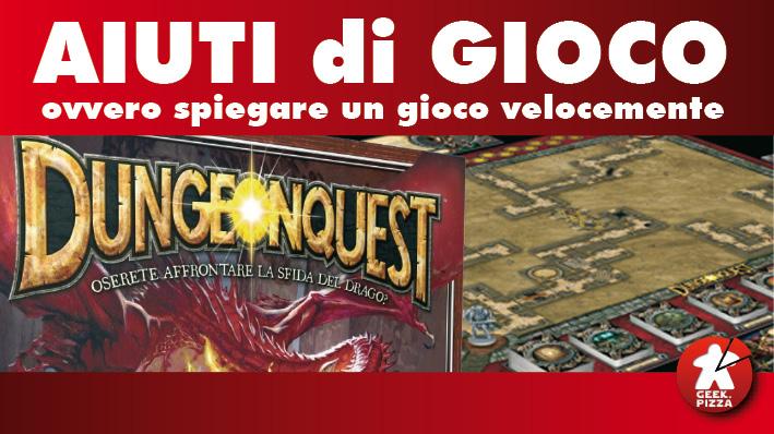 Aiuti di Gioco: DungeonQuest