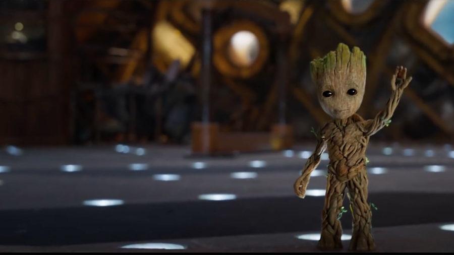 James Gunn e la danza di Baby Groot