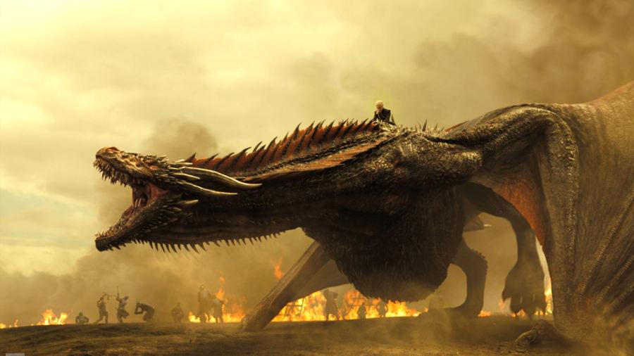 Game of Thrones: il making of dei draghi (perché, purtroppo, non sono reali)