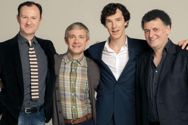 Il team di Sherlock al lavoro su una serie su Dracula
