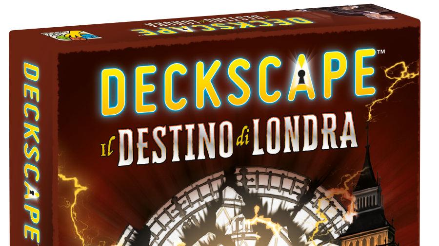 Lo spacciagiochi: Deckscape – Il destino di Londra