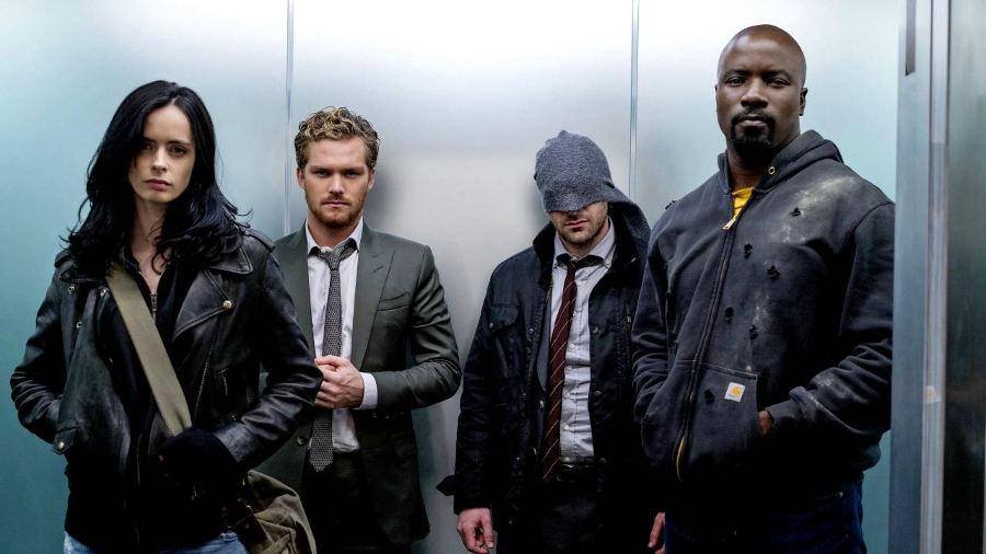 The Defenders: il nuovo trailer è spettacolare