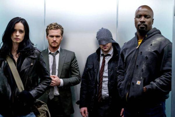Netflix: stop per i protagonisti delle serie Marvel almeno fino al 2020