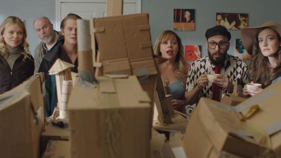 Dave Made a Maze: il trailer di un film assurdo e geniale