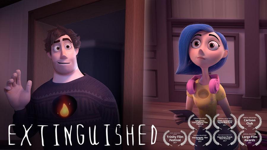 Il corto: Extinguished