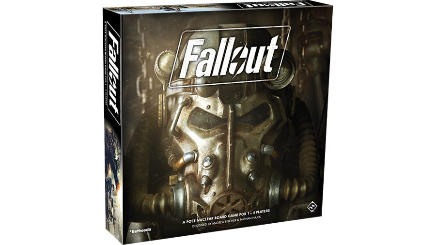 Fantasy Flight Games presenta Fallout: il gioco da tavolo