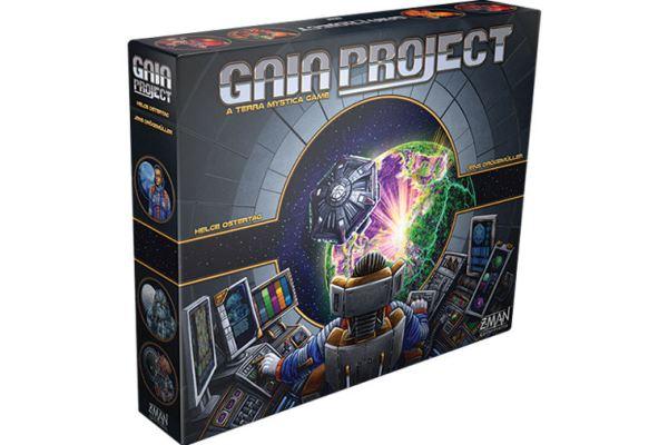 Z-Man annuncia Gaia Project, lo spin-off di Terra Mystica