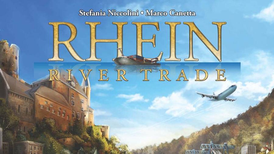 Lo spacciagiochi – Rhein: River Trade